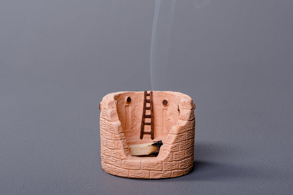 Kiva Incense Burner | Incienso De Santa Fe