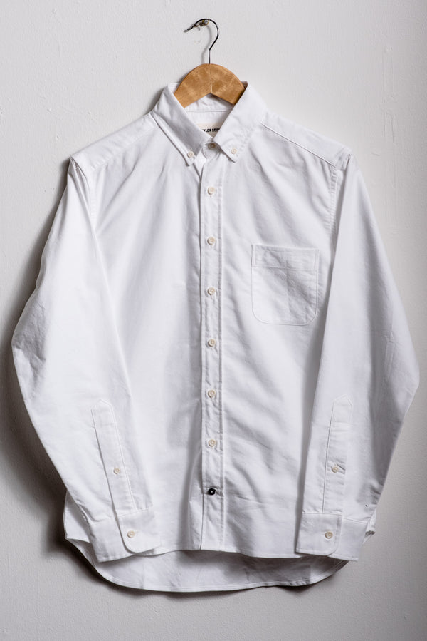 The Jack Everyday Oxford | White | Taylor Stitch