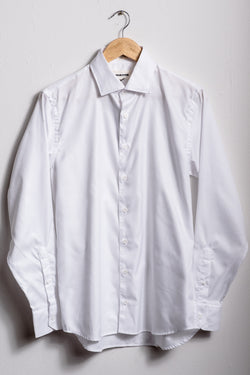 Taylor stitch hyde shirt white dress shirt casual manready mercantile