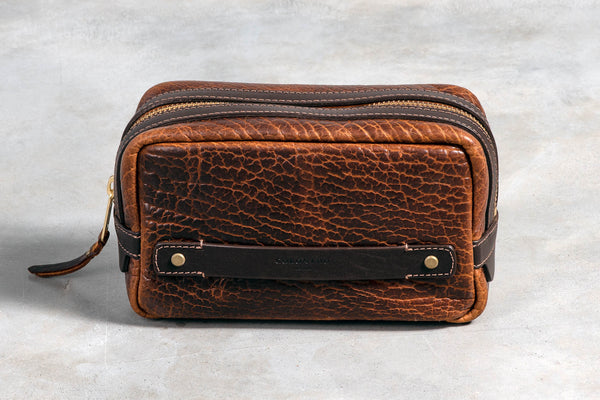 Bison Travel Kit #590 | Coronado Leather