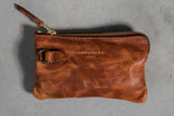 Collection Pouch | Chestnut | Coronado Leather - Manready Mercantile