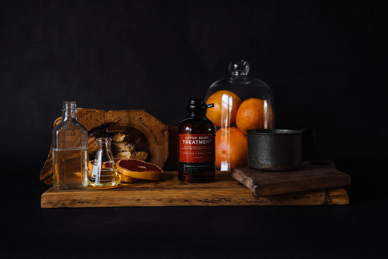 Cutting Board Oil Treatment Manready Mercantile