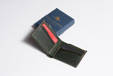 Leather Wallet | No. 6 | Ezra Arthur - Manready Mercantile