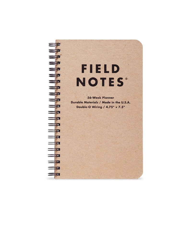 56-Week Planner | Field Notes