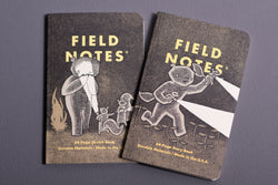 Haxley | Ruled Story Book | Field Notes