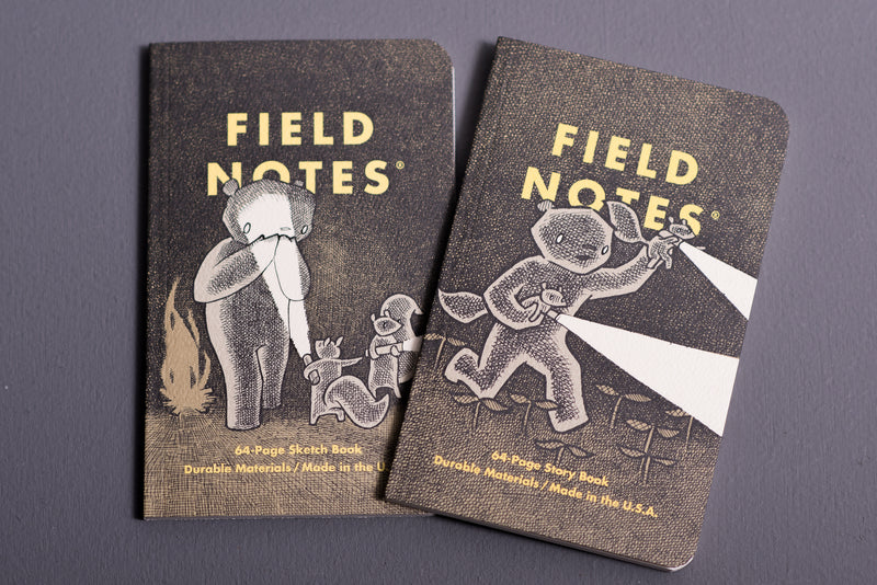 Haxley | Ruled Story Book | Field Notes - Manready Mercantile