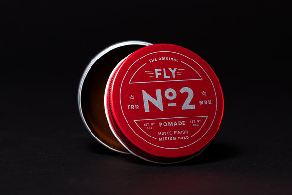 Fly Barbershop Pomade Hair Grease Made In Texas Manready Mercantile
