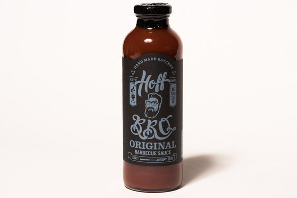 Hoff & Pepper BBQ Sauce Kitchen Grill Manready Mercantile