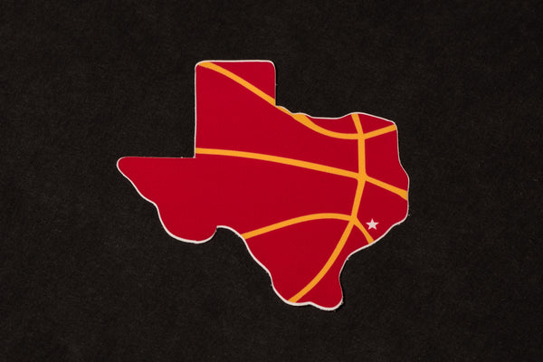 Sticker | Houston TX Rockets | Manready Mercantile - Manready Mercantile