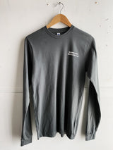 Graphic Tee | L/S Made Here | Grey | Manready Mercantile