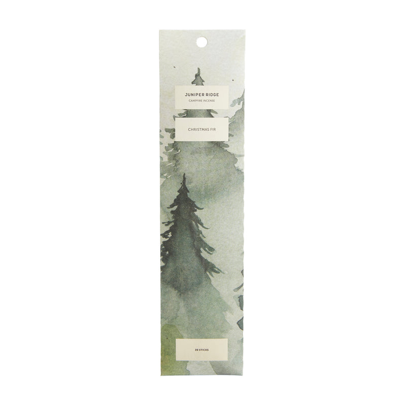 Christmas Fir Campfire Incense | Juniper Ridge