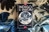 Indigo & Shibori Natural Dye Kit | Graham Keegan - Manready Mercantile
