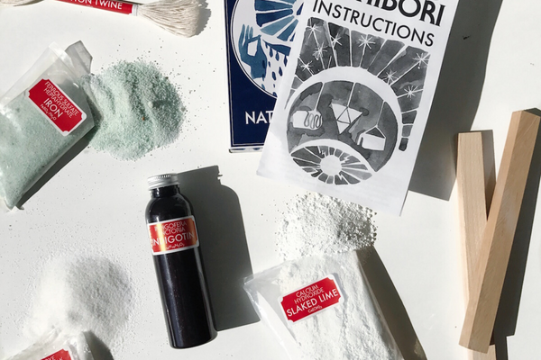 Indigo & Shibori Natural Dye Kit | Graham Keegan