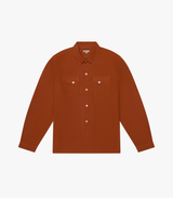 Western Camp Shirt | Brick | Knickerbocker