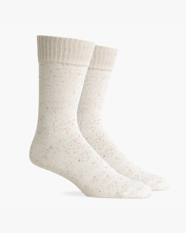 Raya Socks | Ivory | Richer Poorer