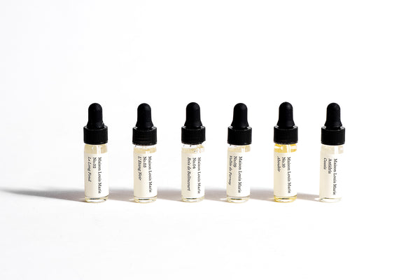 Sample Perfume Oil | Maison Louis Marie