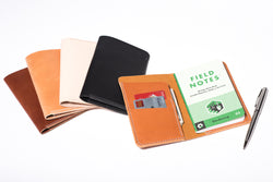 Leather Field Notes Wallet | Manready Mercantile