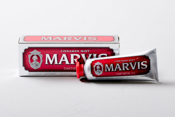 Marvis Cinnamon Mint Toothpaste Classic Apothecary Teeth Clean Manready Mercantile