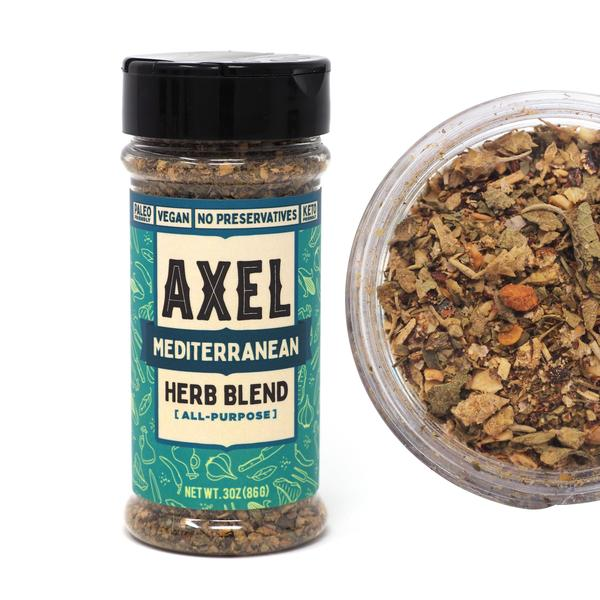 Mediterranean Herb Spice Blend | Axel Provisions