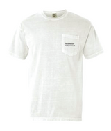 Graphic Pocket Tee | Anvil | White | Manready Mercantile