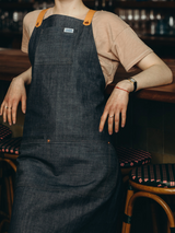Stag Lee Apron | Stagger Lee Goods