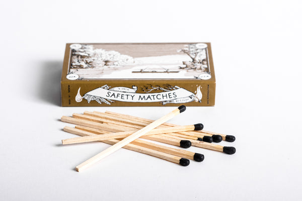 Safety Matches | Mollyjogger