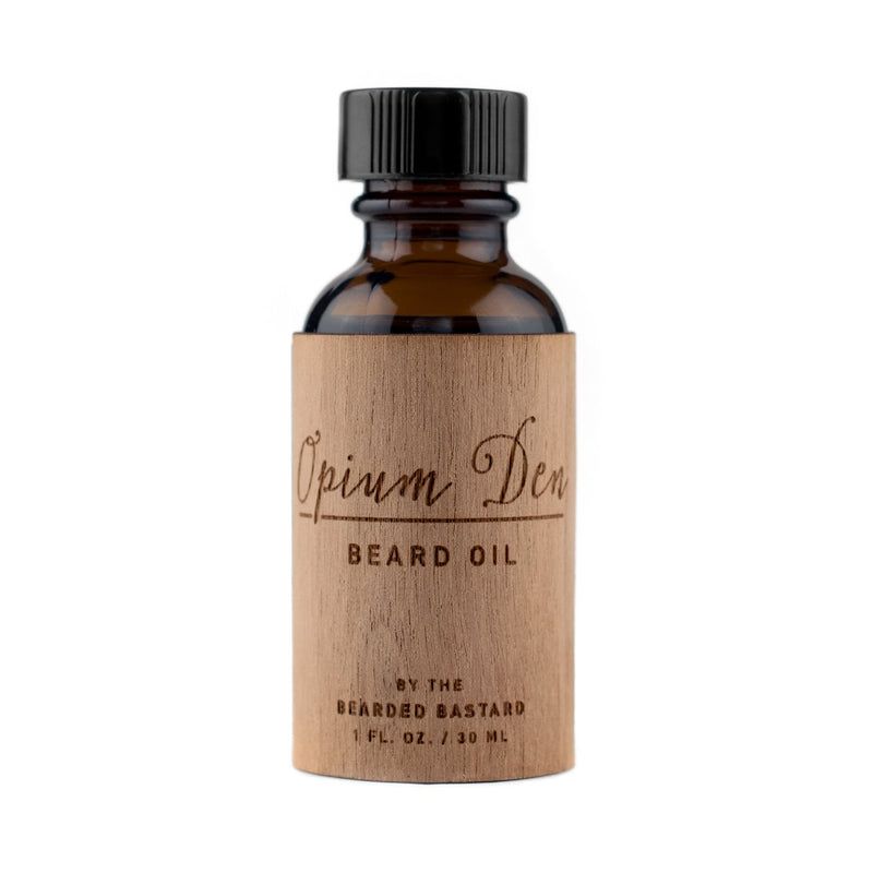 Beard Oil | Opium Den | Bearded Bastard