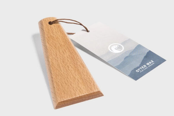 Otter Wax Smoothing Tool available at Manready Mercantile and manready.com