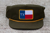 256 Richardson Hat | TX Flag | Manready Mercantile
