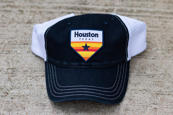 Low Profile Richardson Hat | Houston Home Plate | Manready Mercantile