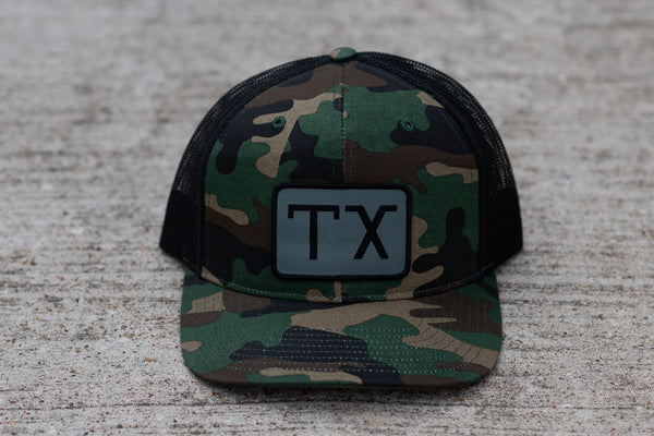 112 Richardson Hat | Green TX | Manready Mercantile