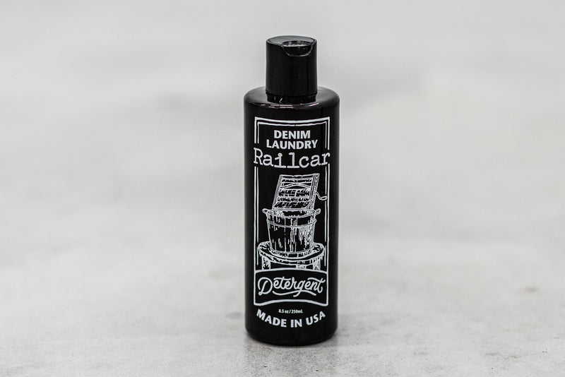 Denim Detergent | Railcar Fine Goods