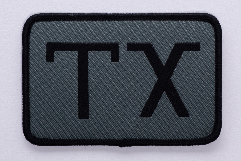 Iron on Patch | Green TX | Manready Mercantile