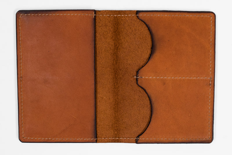 Map Passport Wallet | Austin | Tactile Craftworks - Manready Mercantile