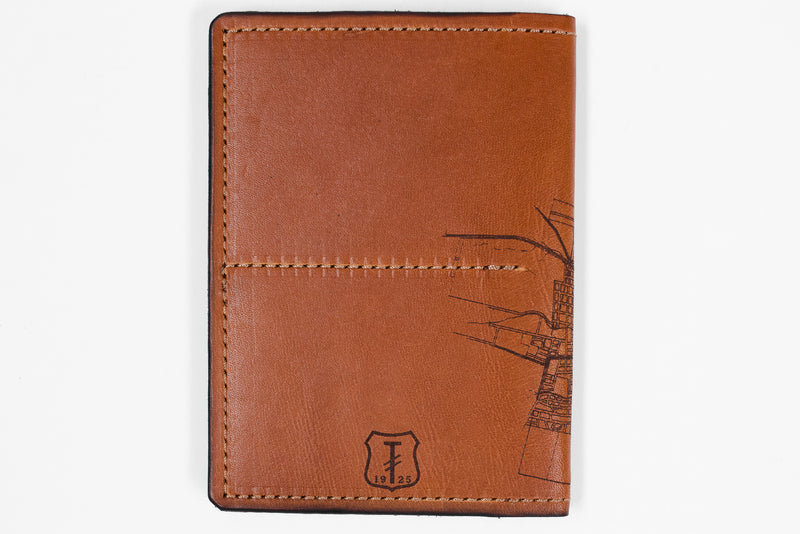 Park Passport Wallet | Tactile Craftworks