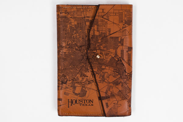 Map Journal | Houston | Tactile Craftworks