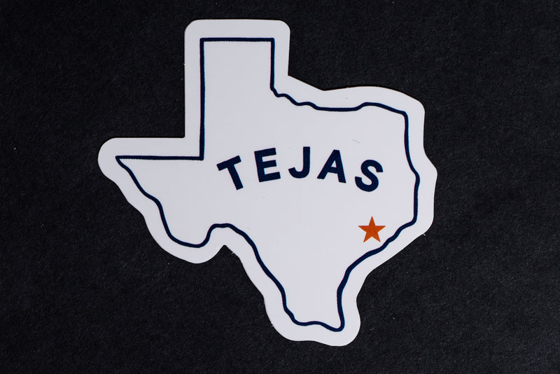 Sticker | Tejas | Manready Mercantile