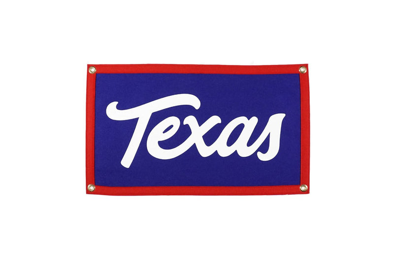 Banner | Texas | Oxford Pennant