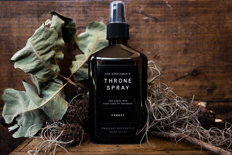 Throne Spray | Forest
