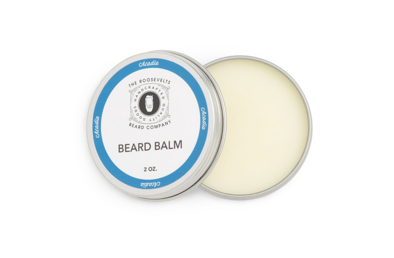 Beard Balm | Acadia | The Roosevelts Beard Company - Manready Mercantile