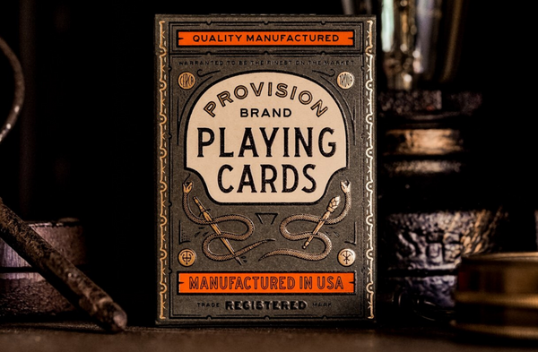 Provision Playing Cards | Theory 11