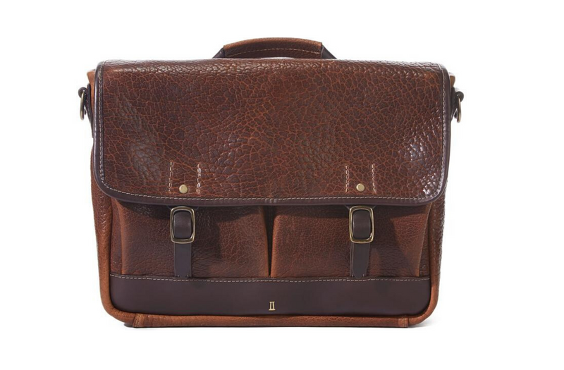 Bison Messenger #550 | Coronado Leather - Manready Mercantile