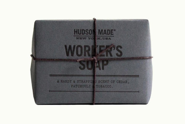 Worker's Soap | Hudson Made
