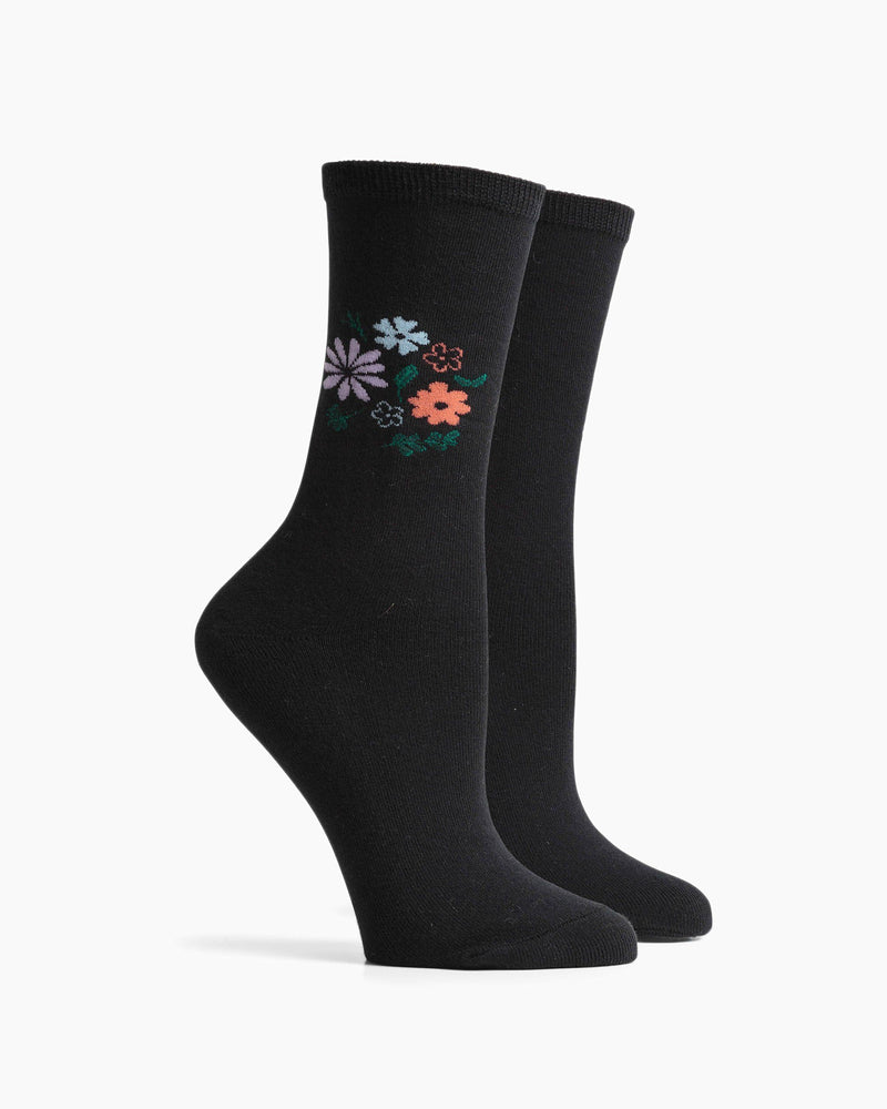 Women's Jean Crew Socks | Richer Poorer - Manready Mercantile