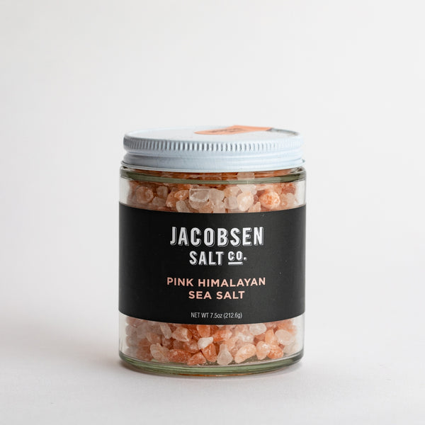 Pink Himalayan Salt | Jacobsen Salt Co.