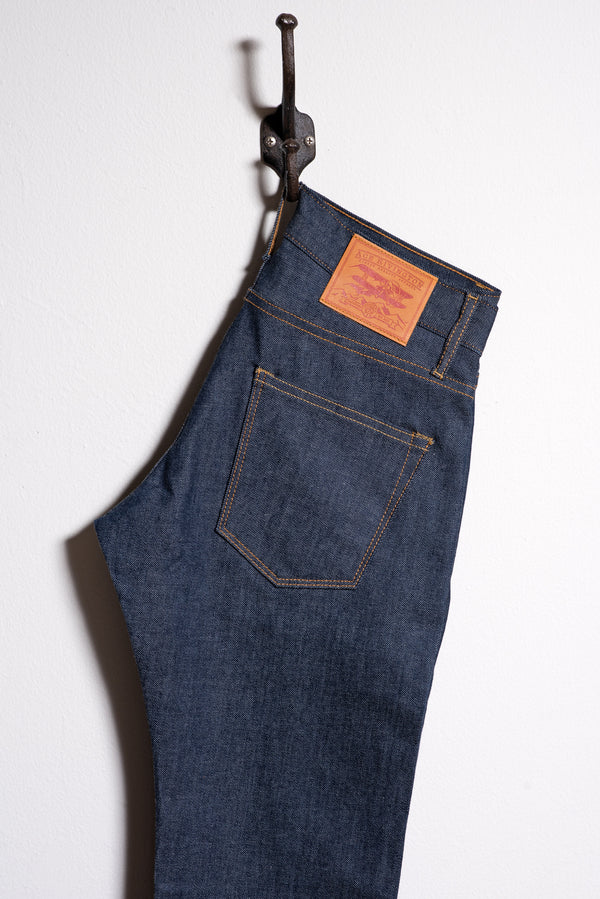 P-51 Athletic Tapered Denim | Stretch Denim | Ace Rivington