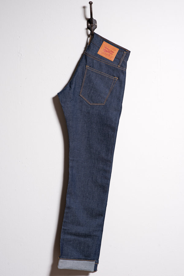 P-51 Athletic Tapered Denim | Stretch Denim | Ace Rivington - Manready Mercantile