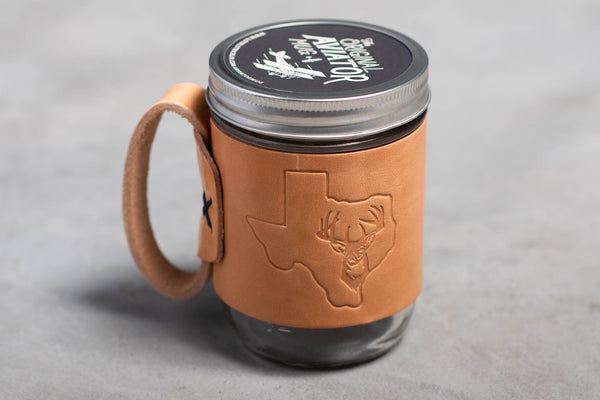 Texas Buck Aviator Mug | Loyal Stricklin + Manready Mercantile