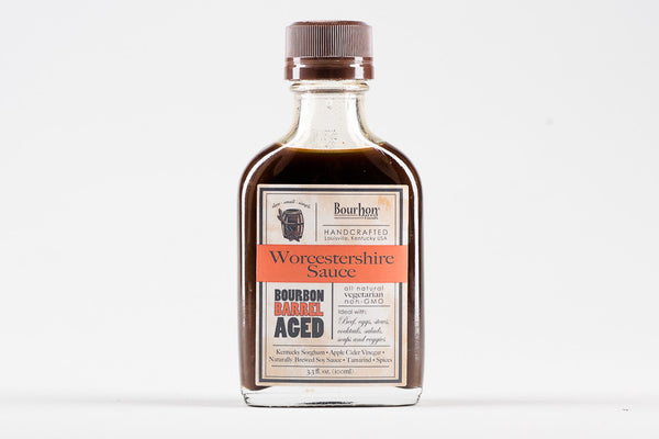 Bourbon Barrel Foods Worcestershire Sauce Manready Mercantile
