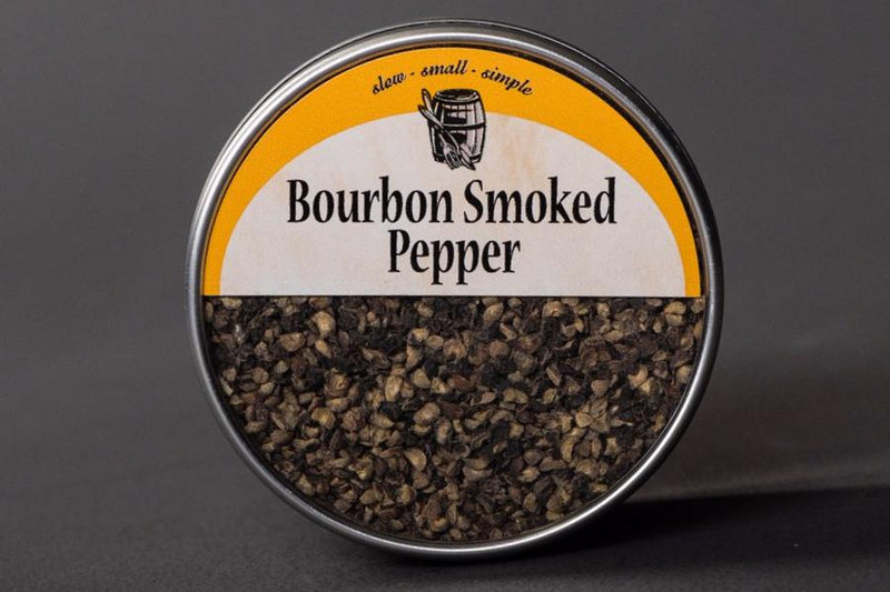 Bourbon barrel foods bourbon smoked pepper cooking grilling smoking eating course pepper manready mercantile